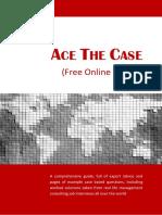Ace the Case 2013 - Teaser