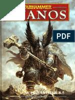 Warhammer enanos edición 8.5