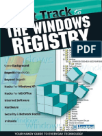 Fast Track Windows Registry