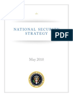 US National Security Strategy May 2010