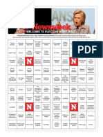 Newsweek Election Night Bingo!