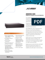 Ad2083-Rs422-Distributor Ds a4 En