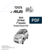 25 Toyota Prius HEV ERG 3rd Gen