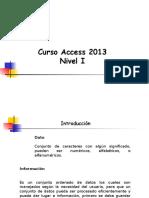 Capitulo I - Access