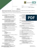 Examen 2 - Ensayo (10-1)