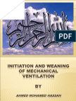 Initiation and Weaning of Mechanical Ventilation Final
