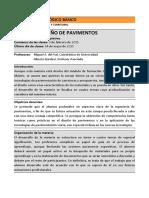 TB Pavimentacion de Carreteras y Aeropuertos