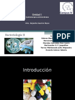 Unidad I Quimioterapia Antimicrobiana (2)