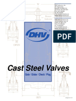 Dhv Cast Steel Valve a1-04 (1)