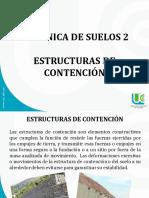 8. Estructuras de Contención (1)