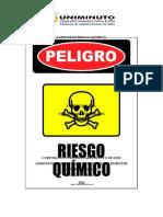 Agentes de Riesgo Químico Foro