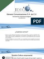 Génesis Comunicaciones S
