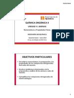 V.1 AMINAS - Nomenclatura y Propiedades Fîsicqs