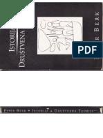 Piter Berk - Istorija i društvena teorija