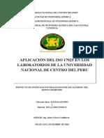 Proyecto de Investigación Final Formato Tesis Gestión de la Calidad en Laboratorios UNCP