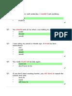 Exercise on Modal Verbs Easier