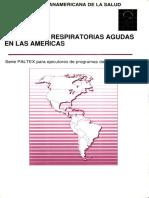Infecciones Respiratorias Agudas en Las Americas