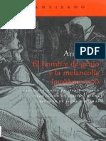 EHDGYLMDAEG Aristoteles y La Melancolia Del Pensamiento