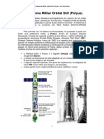 A Plataforma Militar Orbital Skif