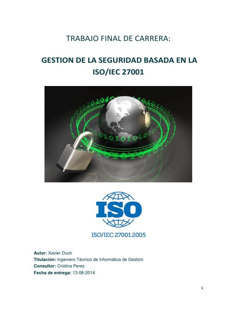 Trabajo Final de Carrera_ Gestion de La Seguridad Basada en La ...