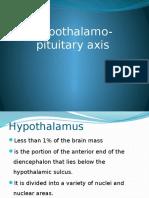 Hypothalamo Pituitary Axis