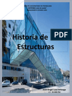 PDF Historia de Las Estructuras JOSEANGELEALART