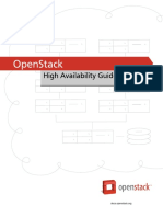 High Availability Guide