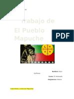 Trabajo Mapuches