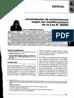 Acumulacion de Pretensiones (2)