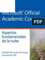 Cloud Fundamentals Español