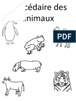 Abeced Animaux Maj