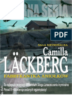 Camilla Lackberg - 08 - Fabrykantka Aniołków