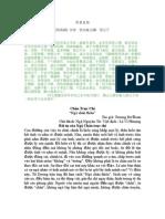 Ngộ Chân Trực Chỉ (phần 1) - Thuật luyện Đan của Đạo gia