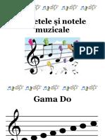 Sunetele Si Notele Muzicale