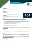 CSIRO Freedom Of Information Act Response to WFSF - October 2016