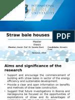 Straw Bale Presentation