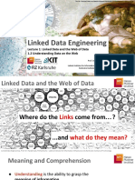 1.2 Understanding Data on the Web - Linked Data