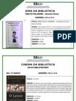 1 Cinema Mar.2015