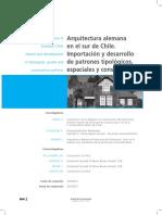 04. Arquitectura Alemana en El Sur de Chile_PRADO