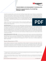 TLM2 Bulletin DynamicResistanceOLTC en V02a
