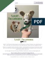 Border Collie crochet crochet amigurumi custom dog   Etsy   198x149