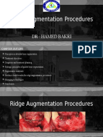 Reconsturative Ridge Therapy by Hamed Bakri