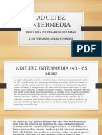Adultez Intermedia
