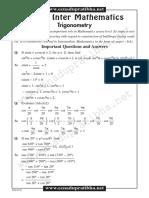 Jr Maths Trigonometry Em