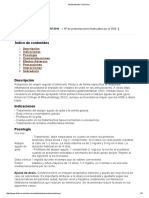 Medicamento Colchicina 2014