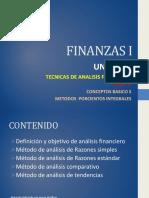 Unidad 3 Parte 1 Analisis Financiero