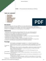 Medicamento Dalteparina 2013