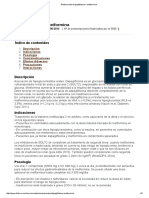Medicamento Dapagliflozina + Metformina 2015