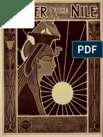 Losey, Frank Hoyt - Flower of the Nile (Waltzes) (Op.224) (Williamsport, PA; Vandersloot Music Pub, 1912)