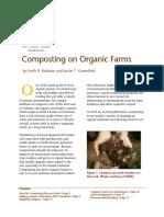 Composting on Organic Farms
